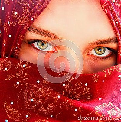 Covered Muslim