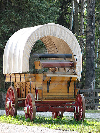 Free Covered Wagon Stock Photo - 1348850