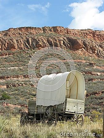 Free Covered Wagon Stock Photos - 7086033
