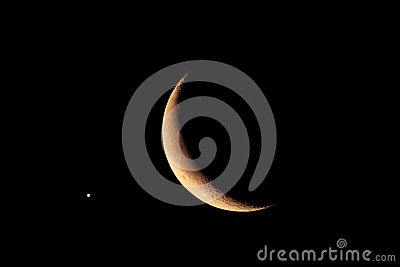 Covering the planet Jupiter by the Moon 15.07.2012