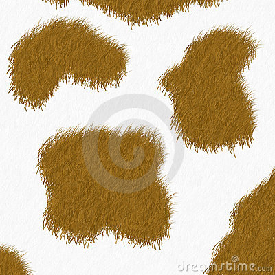 Free Cow Skin Background Royalty Free Stock Photography - 858497