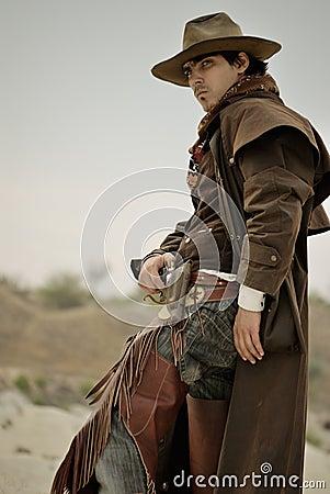 Free Cowboy Stock Image - 16957631