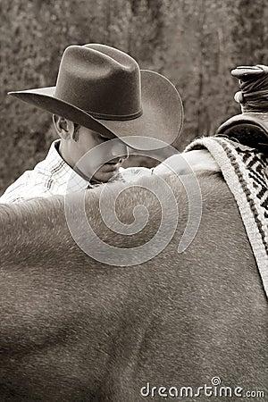 Free Cowboy Royalty Free Stock Photo - 21577495