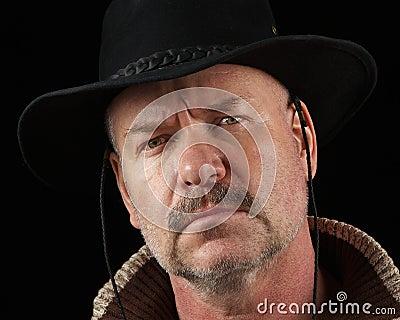 Cowboy with Attitude