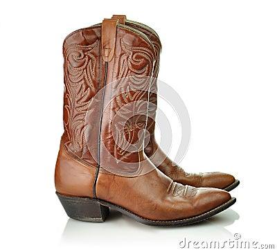 Free Cowboy Boots Stock Photo - 17947440