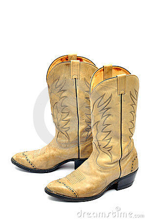 Free Cowboy Boots Stock Photos - 24093283