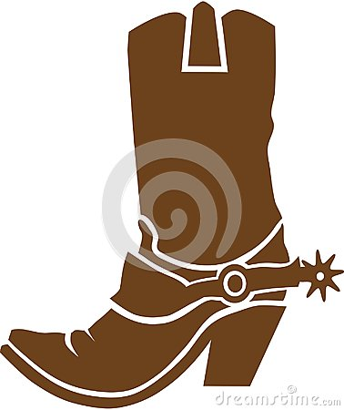 Free Cowboy Boots Vector Stock Photo - 107096320