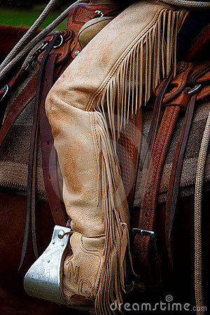 Cowboy Chaps Royalty Free Stock Photos Image 8713798