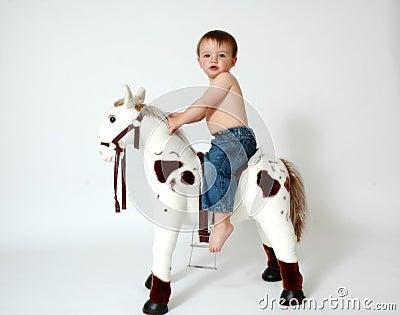 Cowboy do bebê