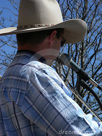 Cowboy Fiddler