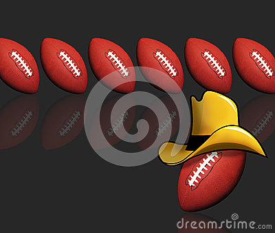 Cowboy Football.