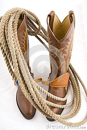 Free Cowboy Gear Stock Image - 5886691
