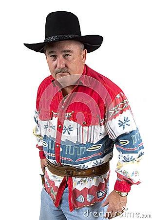 Cowboy Go for your gun