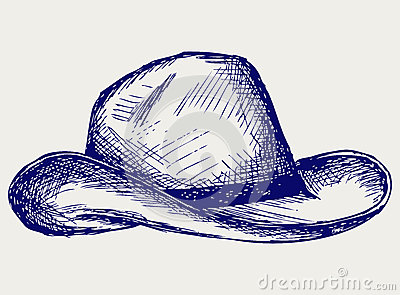 Cowboy Hat Royalty Free Stock Images - Image: 27139929