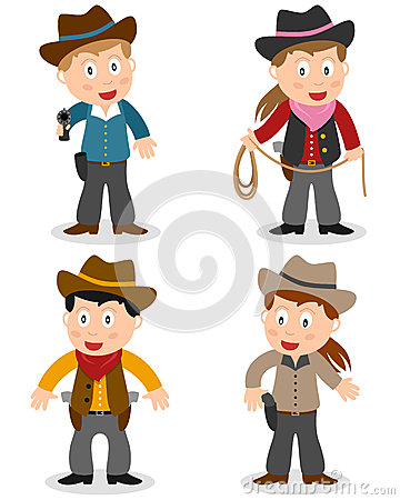 Cowboy Kids Collection