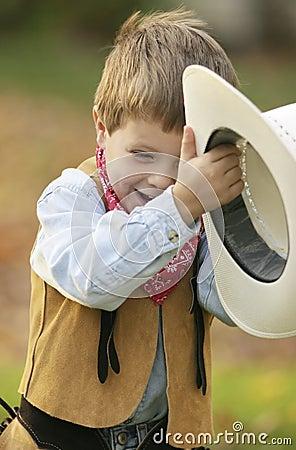 Cowboy little