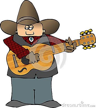 Cowboy Minstrel