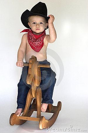 Cowboy pequeno