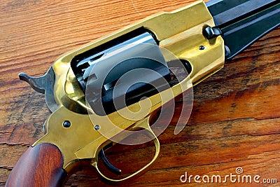 Cowboy Pistol Macro