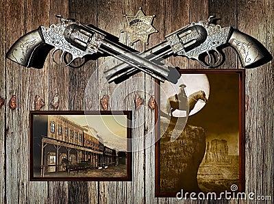 Cowboy souvenirs