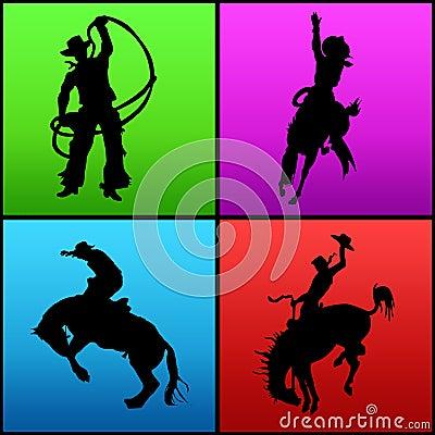 Free Cowboys Stock Image - 6320181