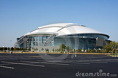 Cowboys Stadium Editorial Image
