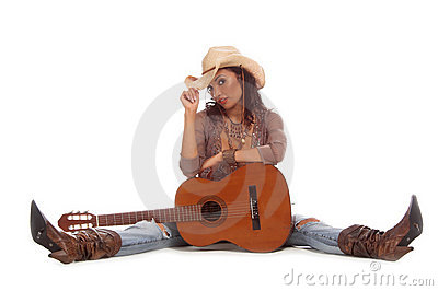 Cowgirl Guitar
