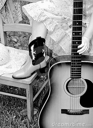 Cowgirl musician