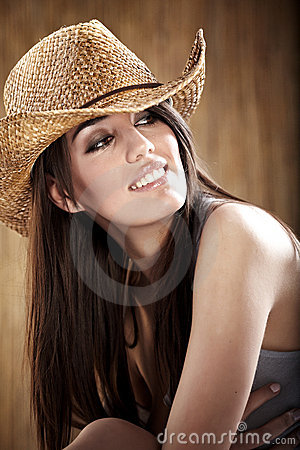 Cowgirl seksowny