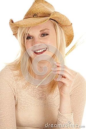 Cowgirl wheat