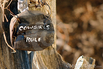 Cowgirls Rule!
