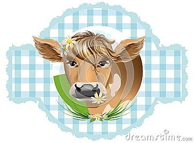 Cows head
