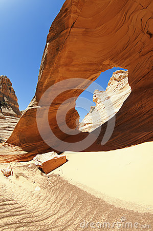 Coyote Buttes - Melody Arch