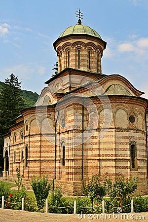 Free Cozia Monastery Royalty Free Stock Photos - 4322328