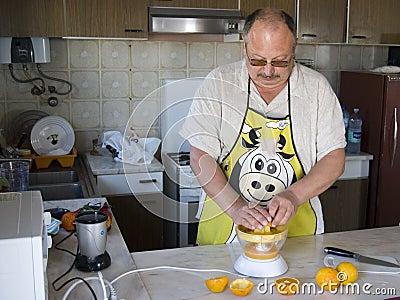 Cozinhando o homem