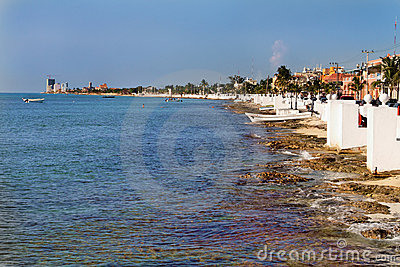 Cozumel Island Yucatan Mexico
