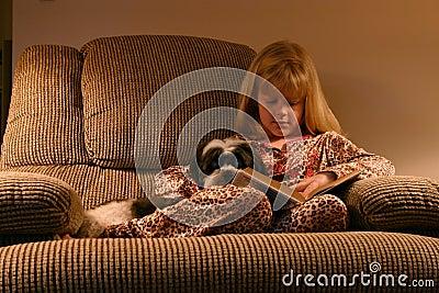 Cozy Bedtime Reading