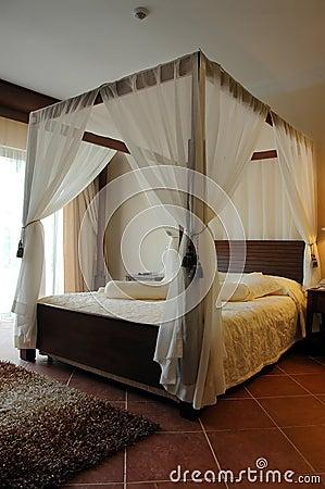 Cozy boudoir
