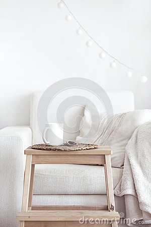Free Cozy Interior Details Royalty Free Stock Photography - 43796467