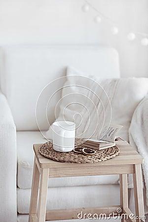 Free Cozy Interior Details Royalty Free Stock Photos - 43796528