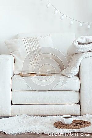 Free Cozy Interior Details Stock Image - 43797131