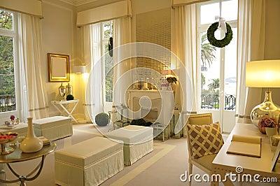 Cozy Parlor - Living Room - Reception of Visitors