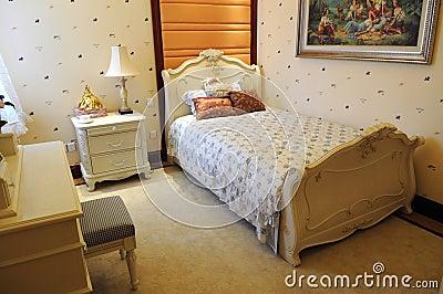The cozy maid s bedroom