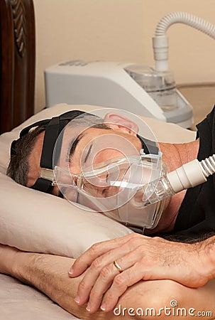 Ασφυξία ύπνου και CPAP