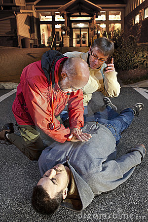 Free CPR Stock Photo - 21305040