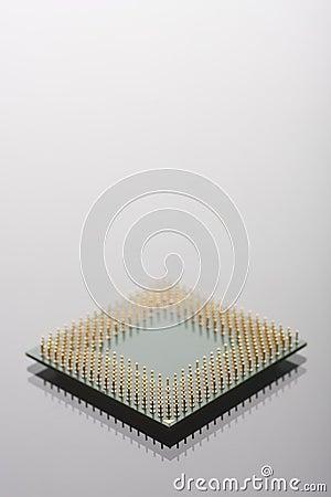 CPU-Abschluss oben