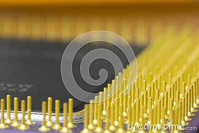 CPU contacts, macro