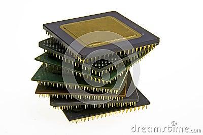 CPU tower