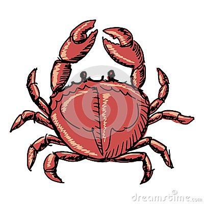 Free Crab Stock Image - 39369771