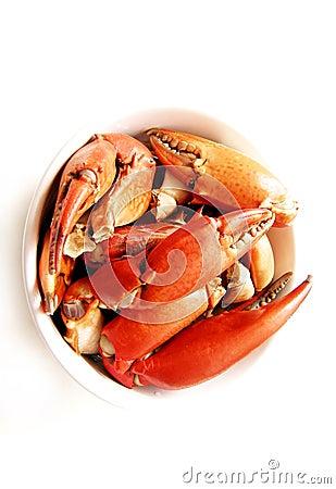 Free Crab Legs, Food Dish Stock Photo - 4778050